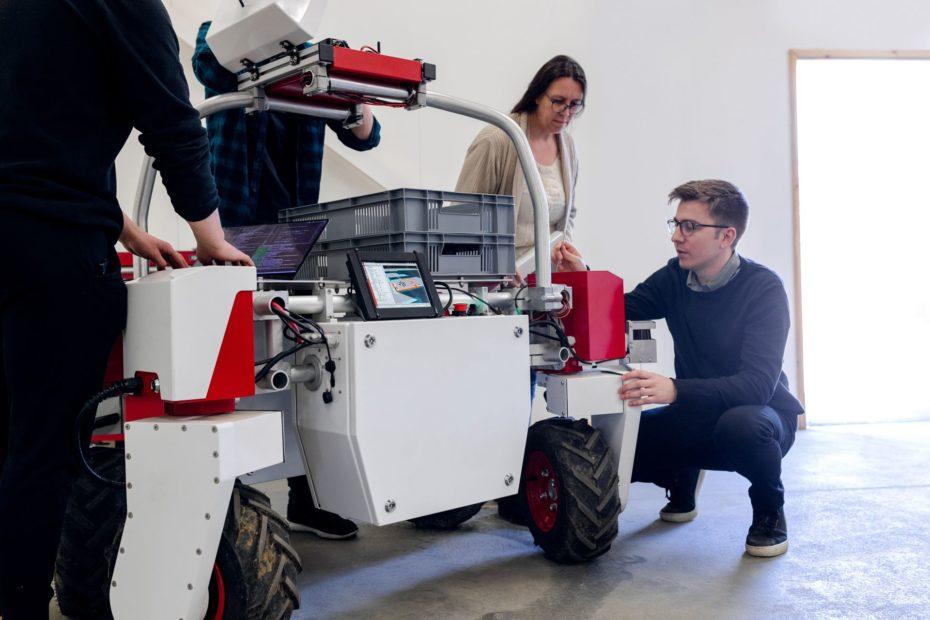 Devenir Roboticien